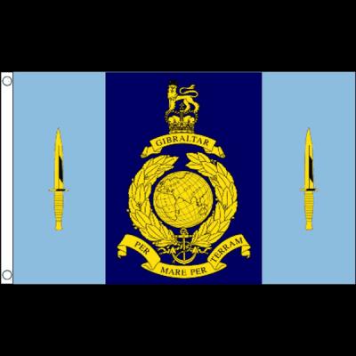 40 Commando RM Flag