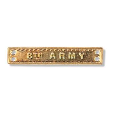 8th Army Bar Full Size
