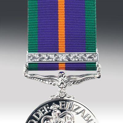 ACSM/DCM/MM Etc 2nd Award Miniature