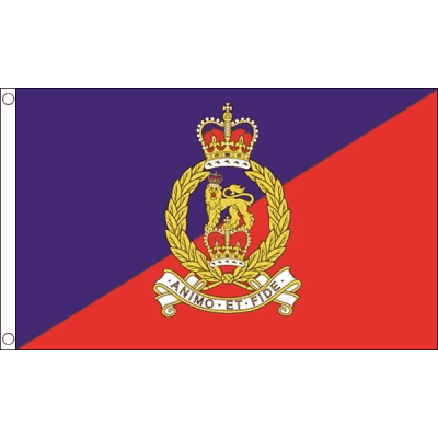 Adjutant Generals Corps Flag