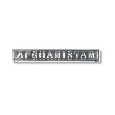 Afganistan Clasp Miniature