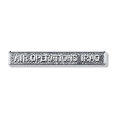 Air Operations Iraq Miniature Clasp