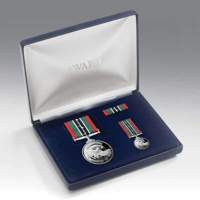 Medal Presentation Set EX-POW