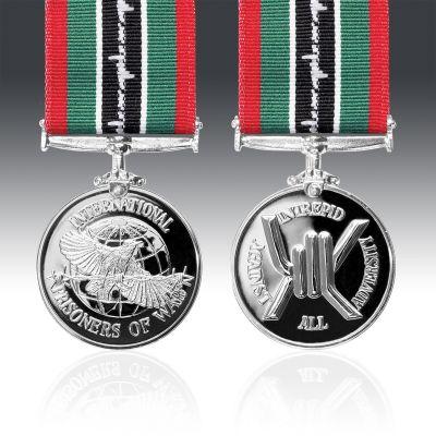 Prisoner Of War Full Size Medal
