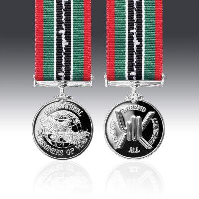 Prisoner Of War Miniature Medal