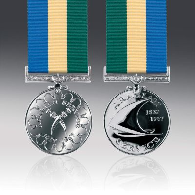 Arabian Service Full Size Medal