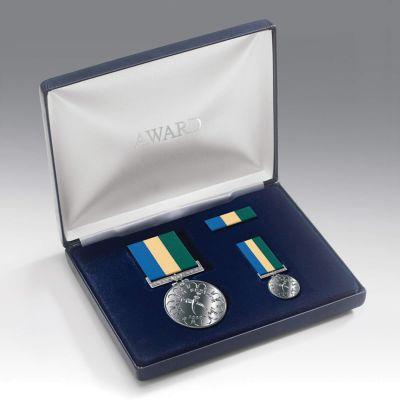 Medal Presentation Set ARABIAN SERVICE