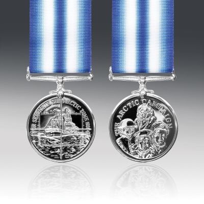 Arctic Campaign Full Size Medal