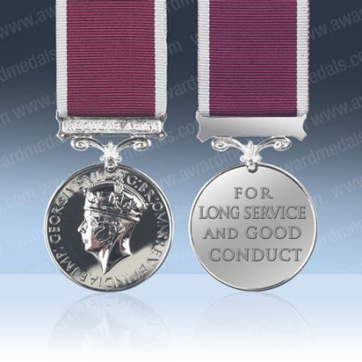 Army LS & GC GVIR Medal Full Size Loose