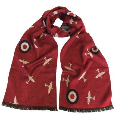 RAF Spitfire Scarf