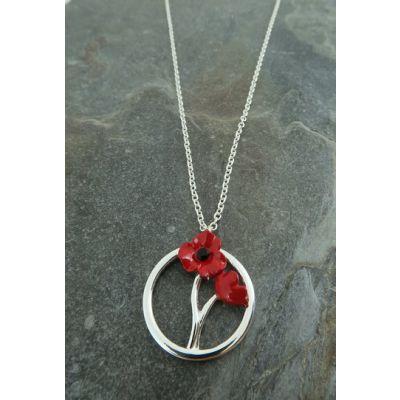 Poppy Pendant