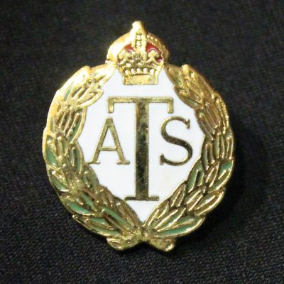 ATS Lapel Badge