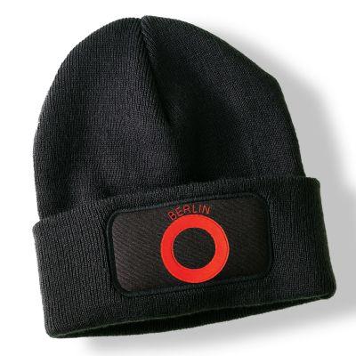 Berlin Infantry Brigade Black Acrylic Beanie Hat