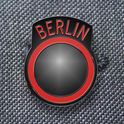 Berlin Infantry Brigade Lapel Badge