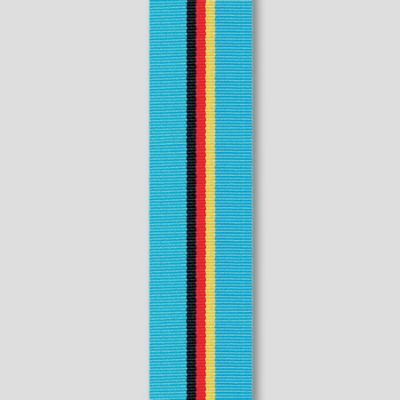 BRITISH FORCES GERMANY RIBBON MINIATURE