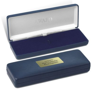 RAF Apprentices' Medal Personalised Case (Single)