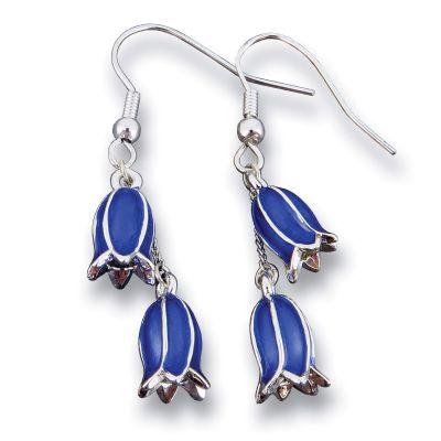 Bluebell Drop Earrings