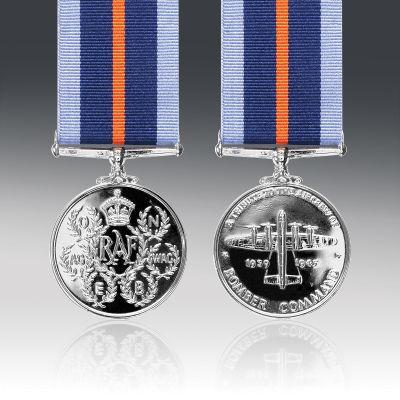 Bomber Command Full Size Medal