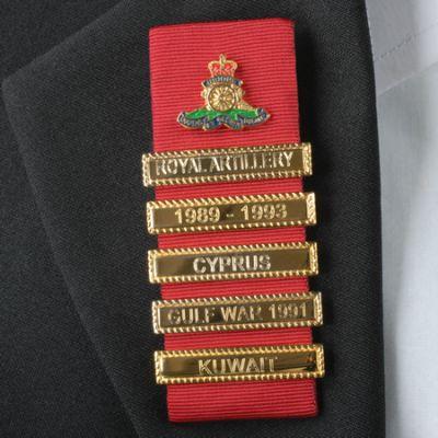 Lapel Badge Of Pride SPECIAL ORDER