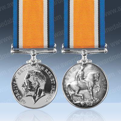 British War Medal Full Size Loose