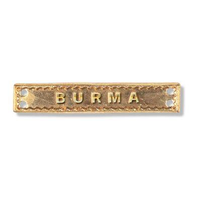 Burma Bar Full Size
