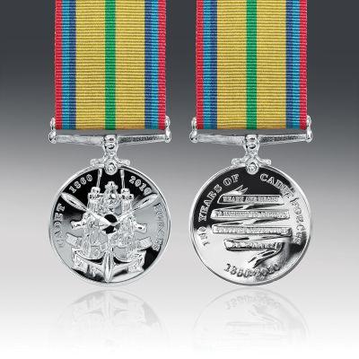 Cadet Forces Medal Full-size