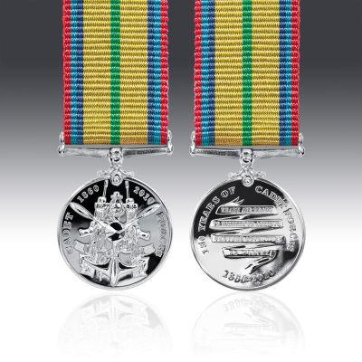 Cadet Forces Medal Miniature