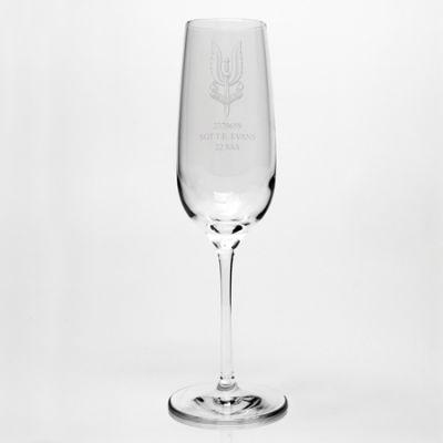 Dartington Champagne Flute