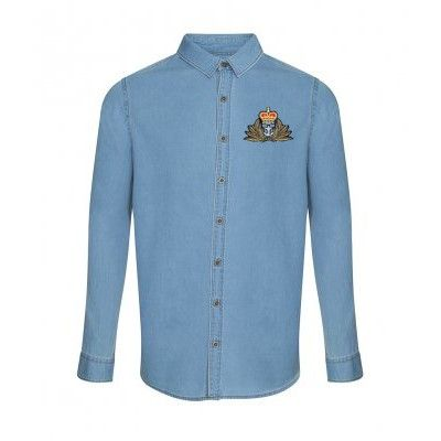 Light Blue Personalised Leisure Shirt