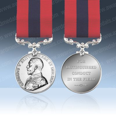 Distinguished Conduct Medal GV Full Size Loose