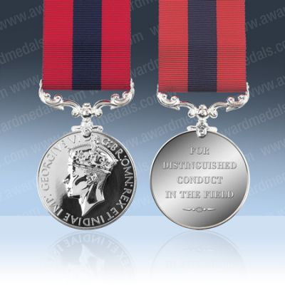 Distinguished Conduct Medal GVIR