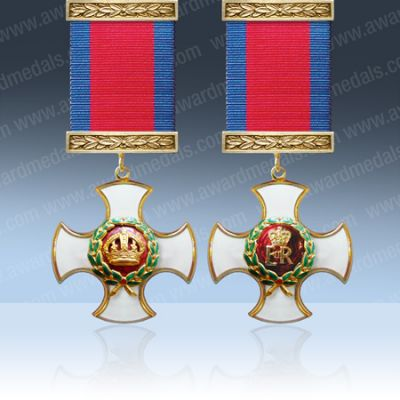 DSO EIIR Full Size Medal Loose (Medal Cannot Be Engraved)