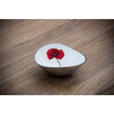 Azeti Poppy Oval Bowl - Petite