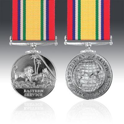 Eastern Service Full Size Medal