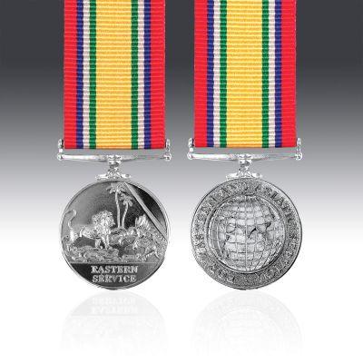 Eastern Service Miniature Medal