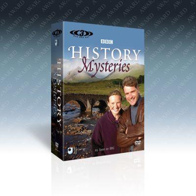 History Mysteries 3DVD Box Set
