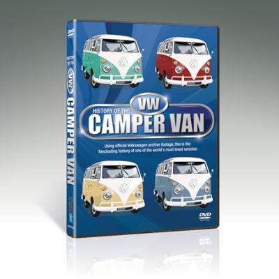 History Of The VW Campervan DVD