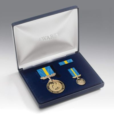 Medal Presentation Set HONG KONG