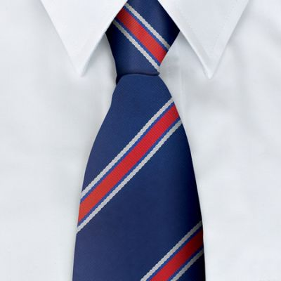 Hors De Combat Medal Tie