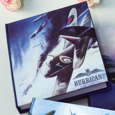 RAF Hurricane Notebook
