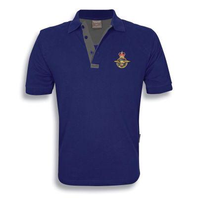 Jack Pyke Navy Sporting Polo Shirt