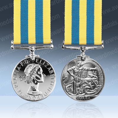 British Korea Medal Full Size Loose