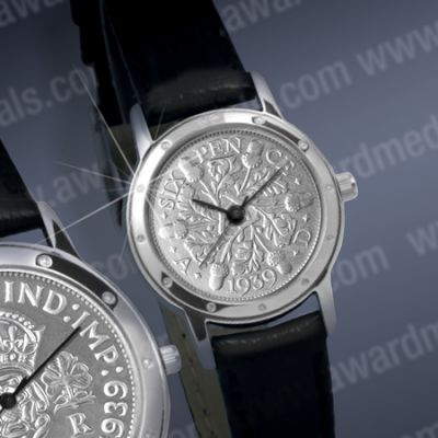 Ladies Black Leather Tanner Coinwatch