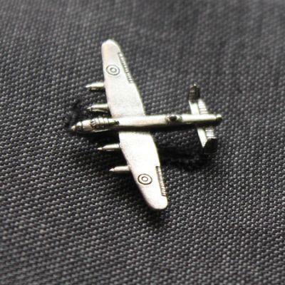 Lancaster Pewter Lapel Badge
