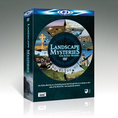 Landscape Mystries Four Pack