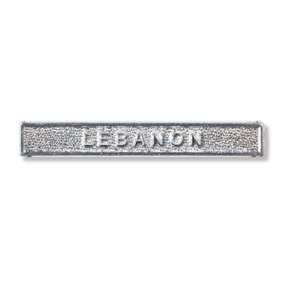 Lebanon Clasp Miniature