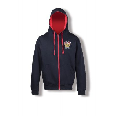 Crown & Country Red/ Navy Sports Jacket