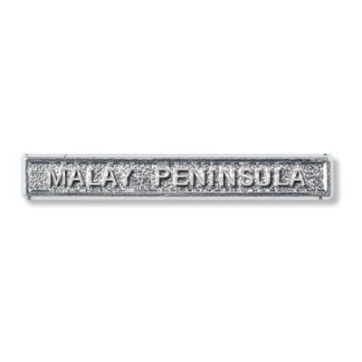 Malay Peninsula Clasp Full Size With Pin