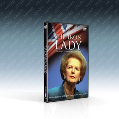 The Iron Lady: The Story of Margaret Thatcher DVD