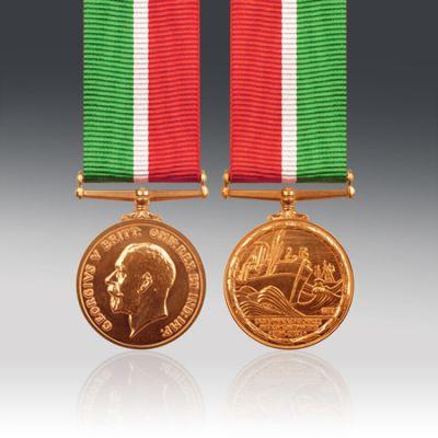Mercantile Marine War Medal (WWI) Miniature Loose
